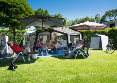 kamperen voor senioren