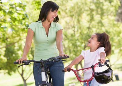 fiets huren camping de uitwijk