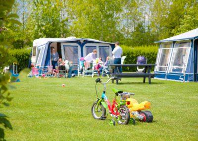 comfort kampeerplaatsen de-uitwijk