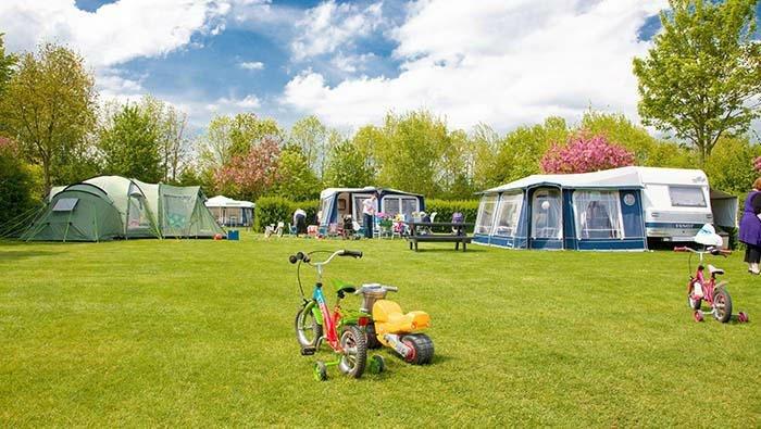 Camping in Zeeland